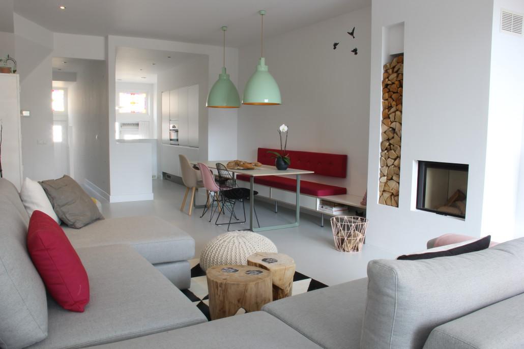 Nya interieurontwerp portfolio woonhuis rotterdam