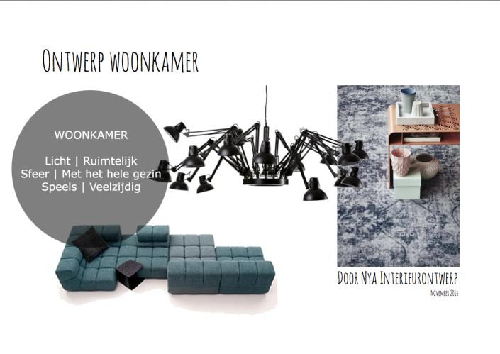 Nya Interieurontwerp Ontwerp woonkamer 2014-11 2