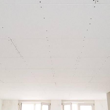 Nya Interieurontwerp Nieuwe woning klussen verlaagd plafond dicht