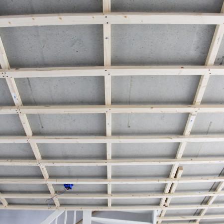 Nya Interieurontwerp Nieuwe woning verlagen plafonds