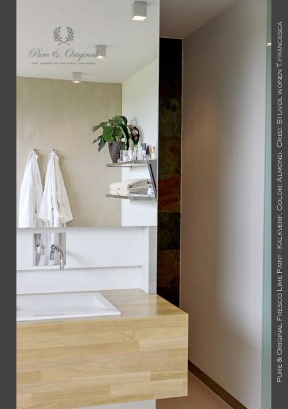 Nya Interieurontwerp voor Pure&Original blog Fresco lime