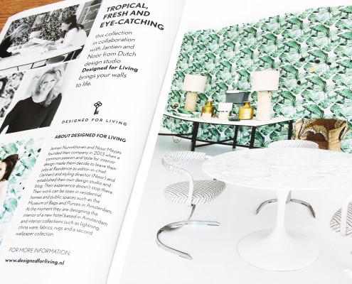 Behang archives nya interieurontwerp verrassend en persoonlijk ontwerp styling en advies for Interieurontwerp