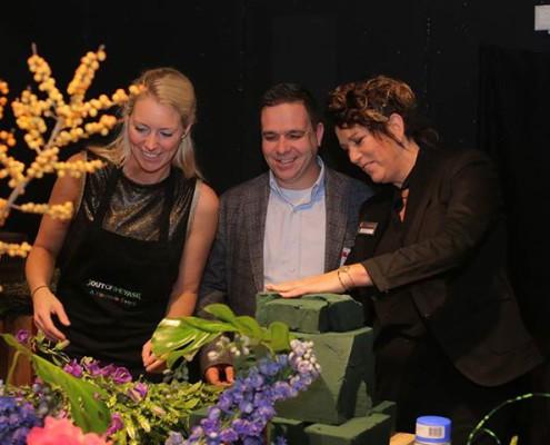 Nya Interieurontwerp togetherness opdracht Out of the Vase Nederland