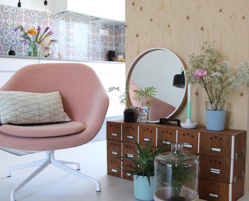Nya Interieurontwerp Hay Chair & DIY Pure & Original