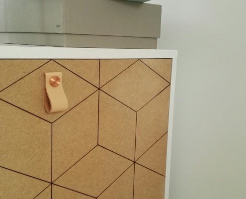 Nya Interieurontwerp patronen en kleurcombinaties
