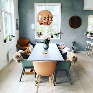 Nya Interieurontwerp voor Pure & Original kleurrijk contrast