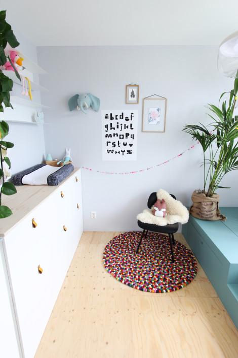 Nya Interieurontwerp babykamer Delft
