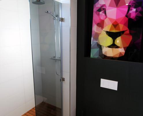 Nya Interieurontwerp badkamer toilet