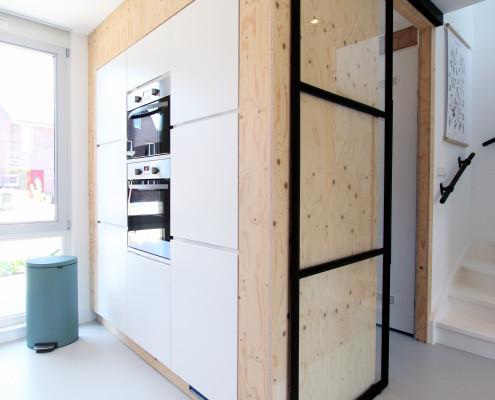 Nya Interieurontwerp keuken hoog