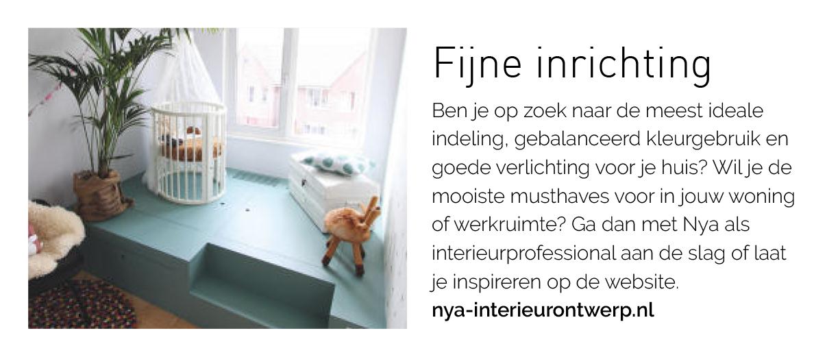 Nya Interieurontwerp VT Wonen uitgave 10 - 23 september 2017 artikel