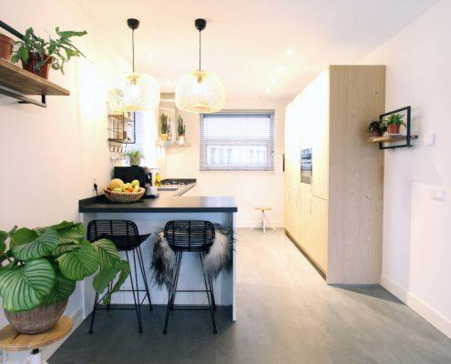 Nya Interieurontwerp keuken