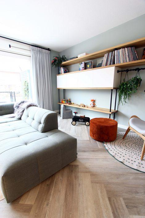 Nya Interieurontwerp woonkamer